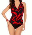 MagicSuit Stroke of Genius Sophie Halter Tankini Swim Top 454315