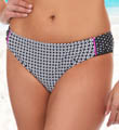 Maidenform Beach Optic Dot Hipster Swim Bottom 6403278