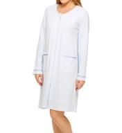 Aria Horizon Long Sleeve Short Zip Robe 8114970