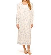 Aria Horizon Long Sleeve Long Nightgown 8214970