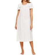Aria Soft Glow Short Sleeve Ballet Nightgown 8214999