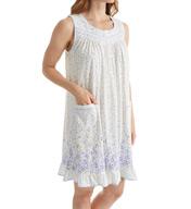 Aria Daydream Sleeveless Short Nightgown 8317729