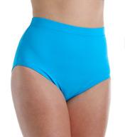 Elomi Essentials Classic High Rise Brief Swim Bottom ES7600