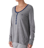 Tommy Hilfiger Heartland Elbow Patch Henley R26S134