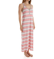 Tommy Hilfiger Harbor Island Henley Maxi Dress R44S011