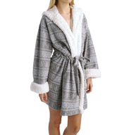 Tommy Hilfiger French Terry Hooded Robe R92S037